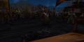 Funeral pyre of Mal'garr Firefist