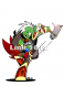 Korgarah K'Rosh Ironhide - Comic style